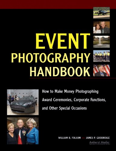 ndbook: How to Make Money Photographing Award Ceremonies, Corporate Functions and Other Special Occassions (English Edition) ()