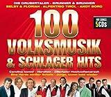 100 Volksmusik & Schlager Hits