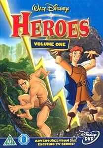 Disney Heroes - Tarzan / Hercules [DVD]