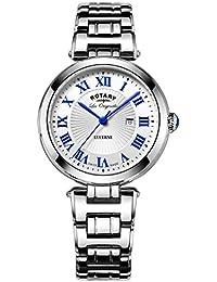 Rotary Damen - Armbanduhr Lucerne Analog Quarz LB90186/01/L