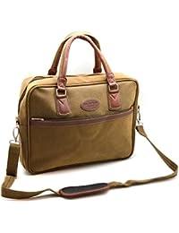 Ordenador portátil / bolso de la cartera con correa de hombro desmontable / ajustable