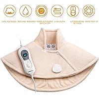 Elektrische Beheizte Thermische Therapie Wärmekissen Heizung Warme Schulter Heiße Kompresse Waschbare Halstuch... preisvergleich bei billige-tabletten.eu