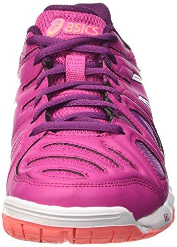 Asics Gel-game 5, Chaussures de Tennis femme Rose (berry/white/plum 2101)
