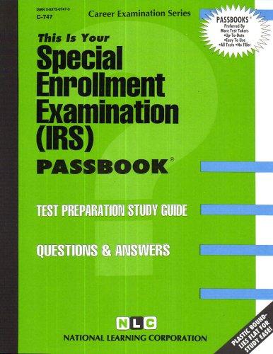 Special Enrollment Examination/IRS