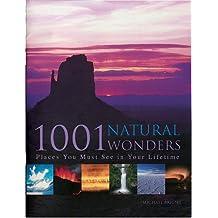 1001 Natural Wonders: You Must See Before You Die (Barron's Educational Series)
