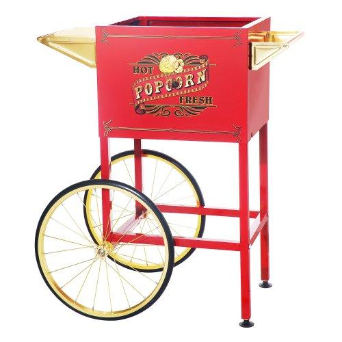 Great Northern Popcorn 6403 Red Ersatzwagen für größere Princeton Style Maschinen