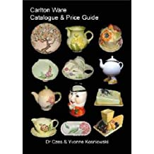 Carlton Ware Catalogue and Price Guide