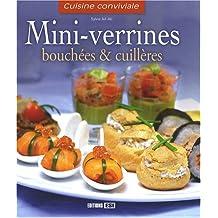 Mini-verrines, bouchées et cuillères