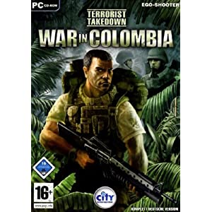 Terrorist Takedown – War in Colombia