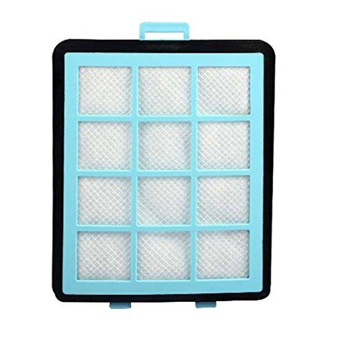 BLUELIRR für Philips PowerPro Allergie Hepa-Filter für Staubsauger, Saugroboter, Mehrzwecksauger FC8760 FC8761 FC8764 FC8766 FC8767 FC8769