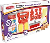 Casdon Henry Hoover Household Cleaning Set