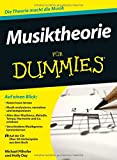 Musiktheorie für Dummies - Michael Pilhofer