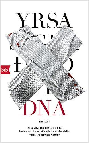 Buchseite und Rezensionen zu 'DNA: Thriller' von Yrsa Sigurdardóttir