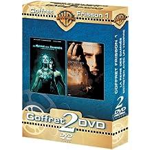 Coffret Frissons 2 DVD - Vol.1 : La Reine des damnés / Entretien avec un vampire