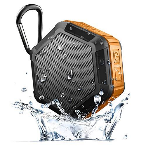 KXX Bluetooth-Lautsprecher Outdoor Sport Wireless Bluetooth Speaker Waterproof Portable Subwoofer Bluetooth Column Speakerphone Full Range USB Mini Speaker Full Range Usb