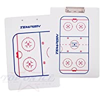 Pizarra táctica TEMPISH 32x 25cm para hockey sobre hielo