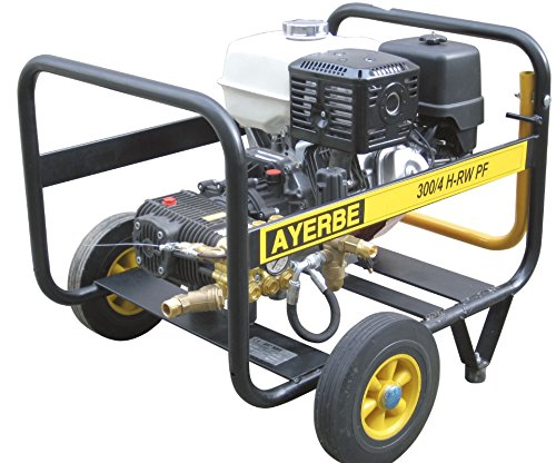 Ayerbe 300 4H RWPF - Limpiadora alta presión