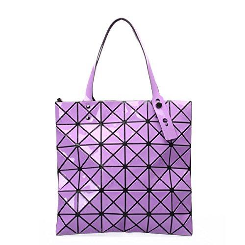 Frauen Paket Geometrische Umhängetasche Handtasche A