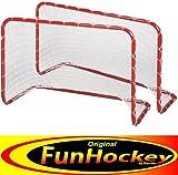 Original FunHockey - Tor - Set, bestehend aus 2 Toren