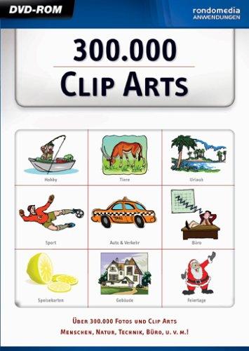 300.000 Clip-Arts