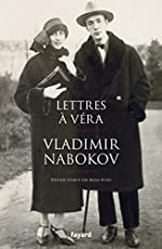 Lettres à Véra de Vladimir Nabokov