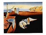 1art1 35196 Salvador Dali - Die Beständigkeit Der Erinnerung, 1931 VI Poster Kunstdruck 70 x 50 cm