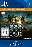 The Elder Scrolls Online : 1500 Kronen [Spielerweiterung] [PS4 PSN Code - österreichisches Konto]
