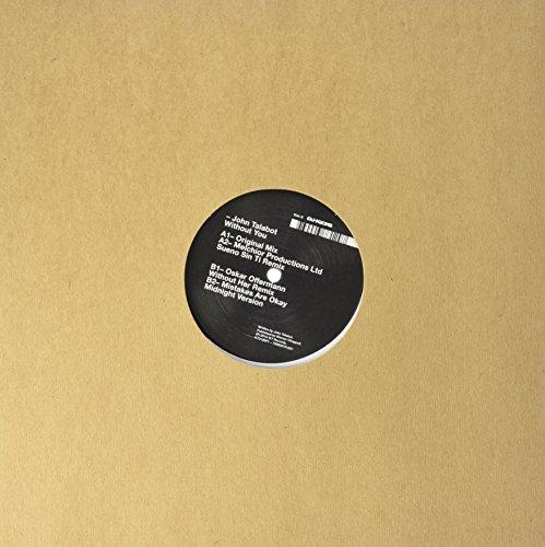 Without You (DJ KiCKS) [Vinilo]