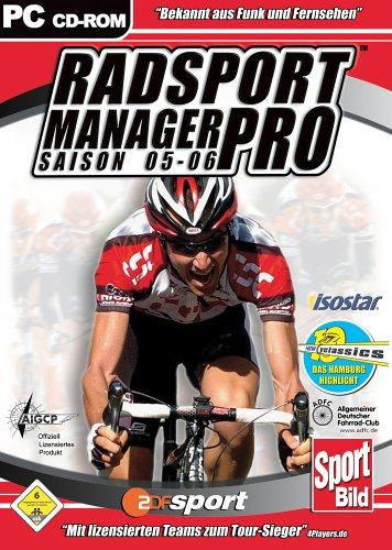 Radsport Manager Pro 05-06