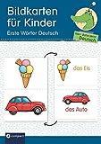 Bildkarten für Kinder - Erste Wörter Deutsch: Herr Zahn lernt Deutsch (DaF für Kinder)