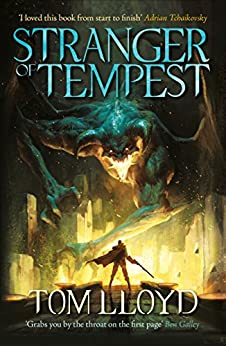 Stranger of Tempest: Book One of The God Fragments by [Lloyd, Tom]