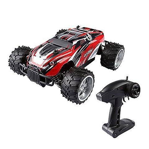 SainSmart Jr. 1:16 RC Monster Truck RC Truggy Geländewagen RC Auto 2.4GHZ 2WD Schnelle Geschwindigkeit Racing Truggy ferngesteuerte Auto Super Offroader