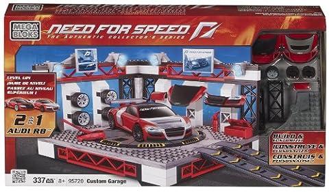 Mega Bloks 95720 - Need for Speed Dream Garage (Audi