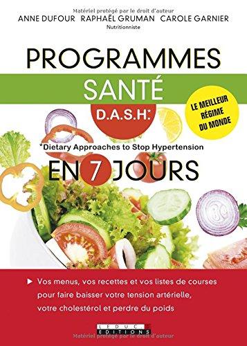 Acheter maintenant! Programmes santé D.A.S.H en 7 jours