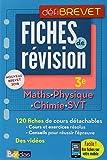 Defibrevet - fiches de révision - maths physique chimie svt 3e