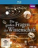 Die großen Fragen der Wissenschaft - Macht, Beweise und Leidenschaft [Blu-ray]