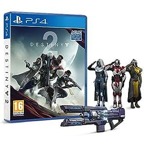 "Destiny 2 + Emote ""Saluto Militare"" (DLC esclusivo Amazon) - PlayStation 4"