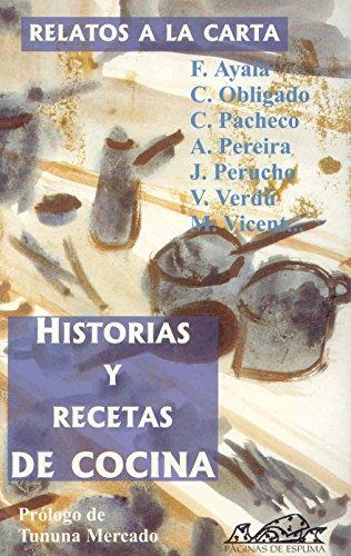 Portada del libro Relatos a la carta: Historias y recetas de cocina (Narrativa Breve)