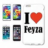 """Cas de Téléphone iPhone 7 """"I Love Feyz..."""