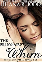 The Billionaire's Whim: His Every Whim Boxed Set (English Edition)