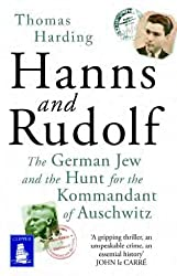 Hanns and Rudolf: The German Jew and the Hunt for the Kommandant of Auschwitz (Large Print Edition)