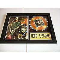 Jeff Lynne unterzeichnet Gold Disc