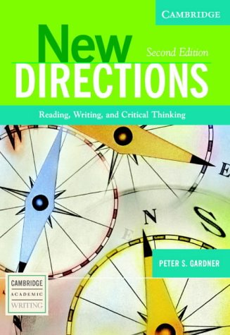 PDF Download] New Directions: Reading, Writing, and Critical