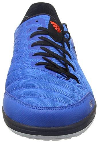 adidas Herren Messi 16.4 Street Fu&SzligBallschuhe Blau (shock Blue/core Black/solar Red)