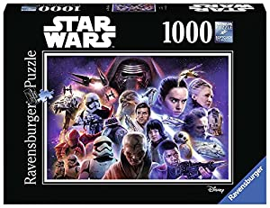Ravensburger- Puzzles 1000 Piezas, Star Wars (19775)
