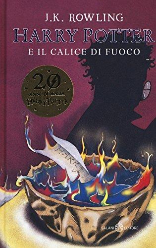 Harry Potter e il calice di fuoco: 4 (Harry Potter Italian)