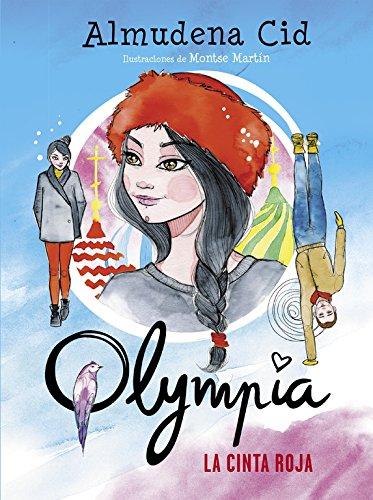 La cinta roja (Serie Olympia 4) por Almudena Cid