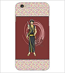 PrintDhaba Quote D-5724 Back Case Cover for APPLE IPHONE 6 (Multi-Coloured)
