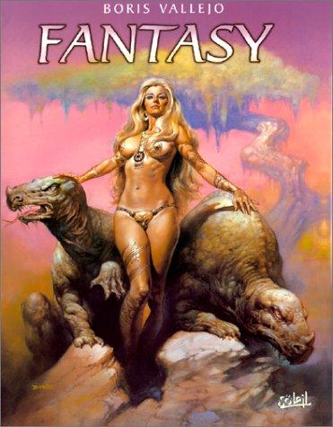 Fantasy, art of Boris Vallejo