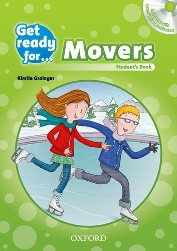 Get Ready for Movers: Student's Book and Audio CD Pack
